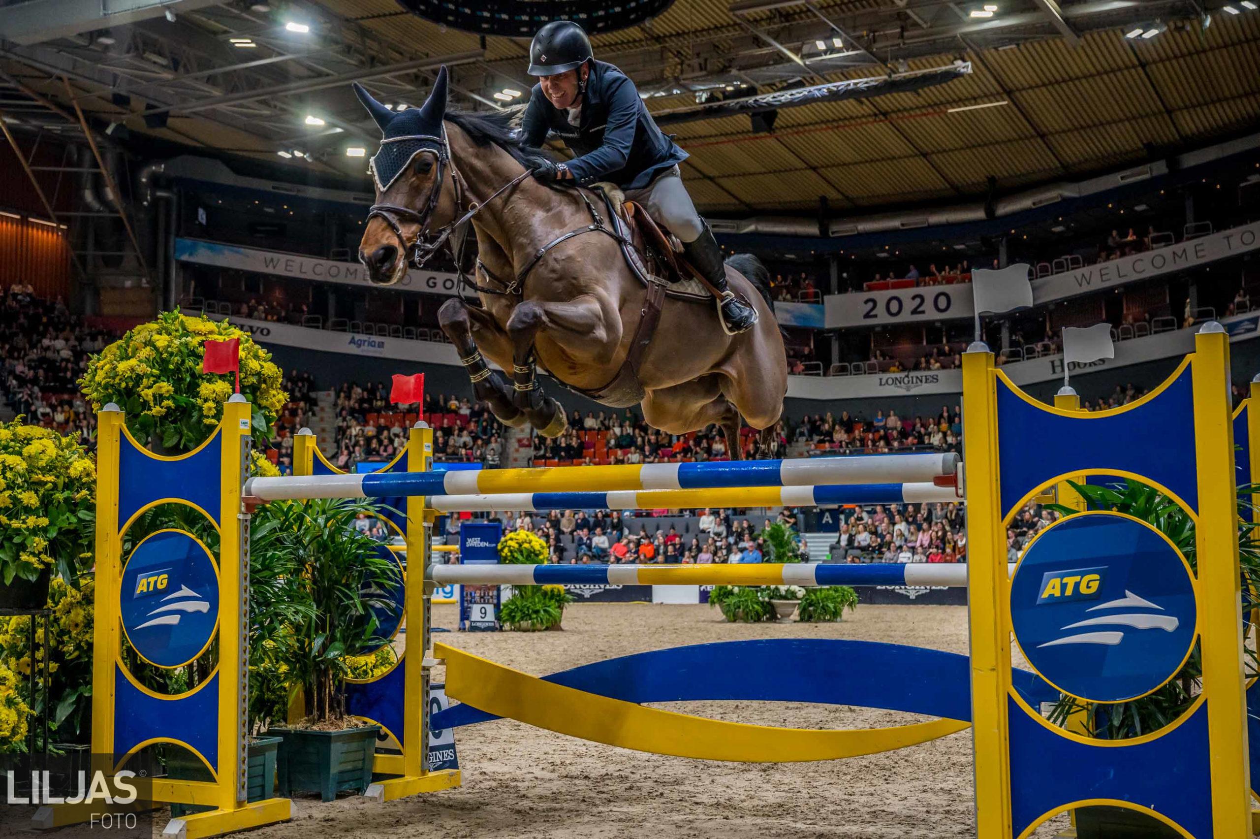 Göteborgs horseshow 2019